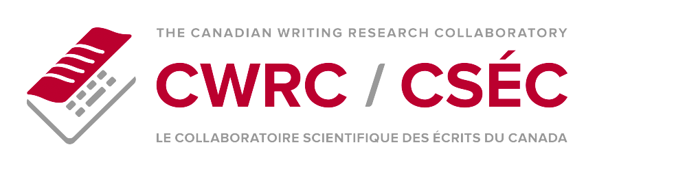 Canadian Writing Research Collaboratory (CWRC) (2011–)