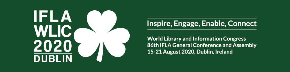 International Federation of Library Associations World Library and Information Congress (IFLA WLIC) (1934–2019)