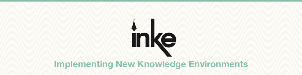 Implementing New Knowledge Environments (INKE)